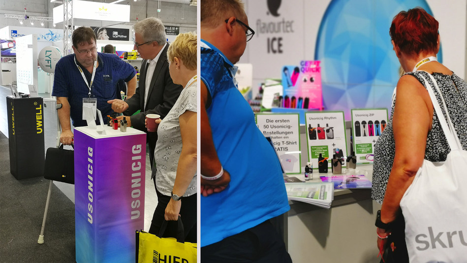 USONICIG's ZIP POD SYSTEM's first appearance in Austria has caught the attention of many visitors and exhibitors to the local annual trade fair FEUER & RAUCH in Austria.