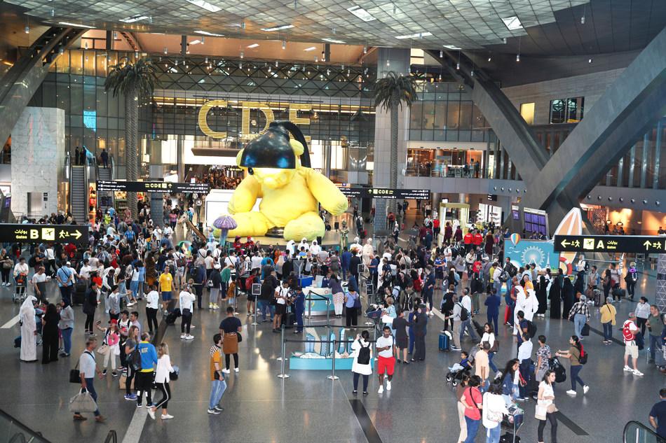 HIA Summer in Qatar Festival Activations