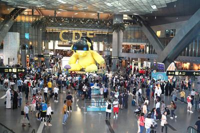 哈马德国际机场为数以百万计的旅客改变候机楼
