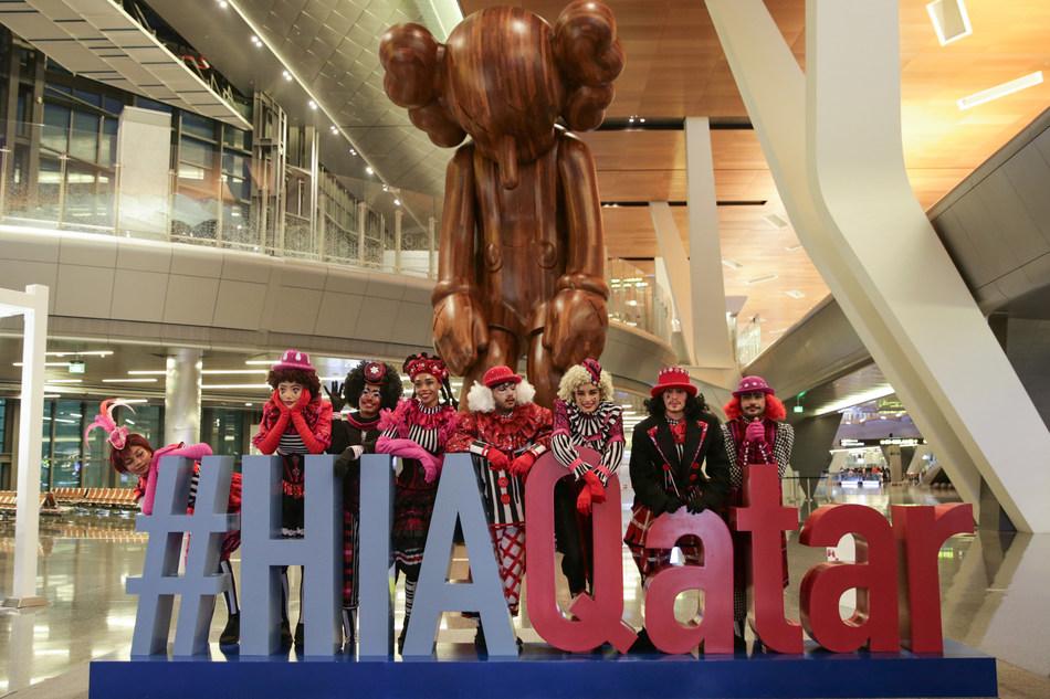 HIA Summer in Qatar Festival Roaming Acts