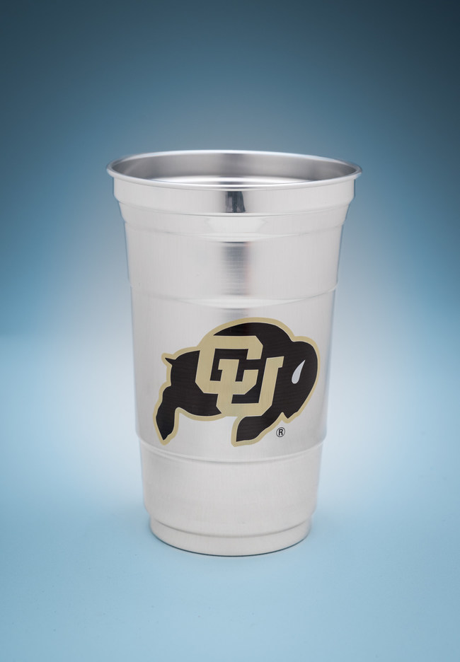 Ball and the University of Colorado Boulder introduce game-changing aluminum cup to collegiate sports fans