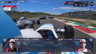 LiveU and Griiip motorsports media solution platform