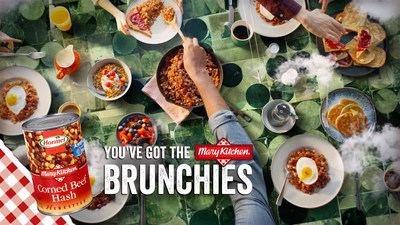 Hormel® Mary Kitchen® hash - You've Got the Brunchies