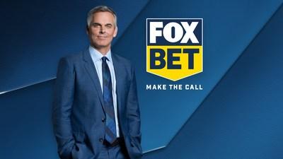 Fox Bet – Colin Cowherd (PRNewsfoto/FOX Bet)