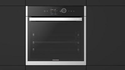 根德推出新的嵌入式烤箱系列