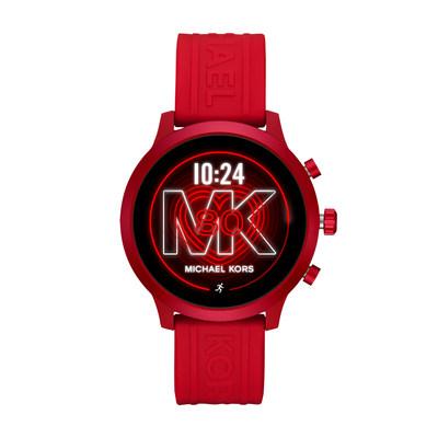 MICHAEL KORS三大热门腕表系列推出新一代智能触屏腕表