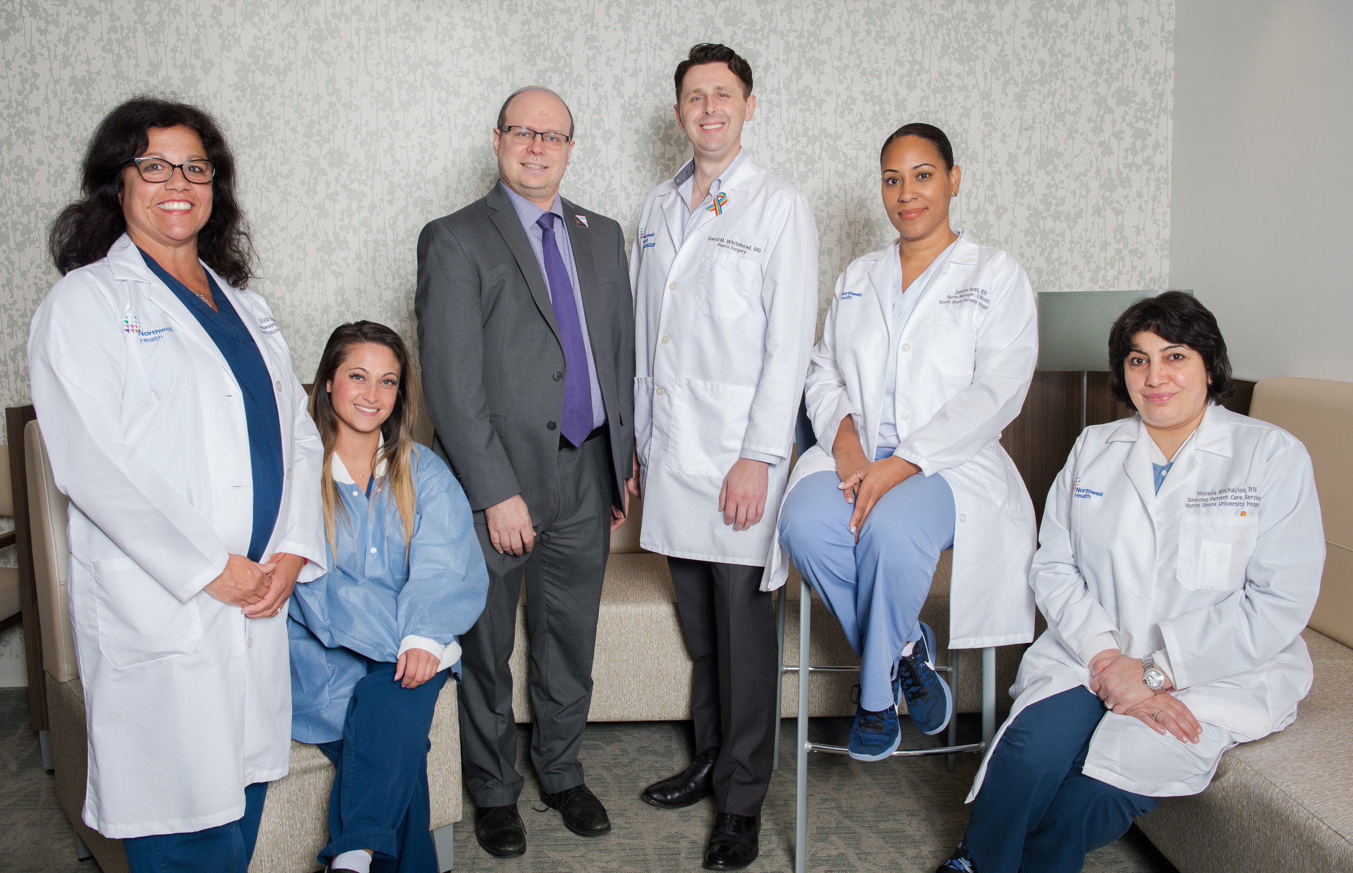 North Shore University Hospital is first on Long Island to