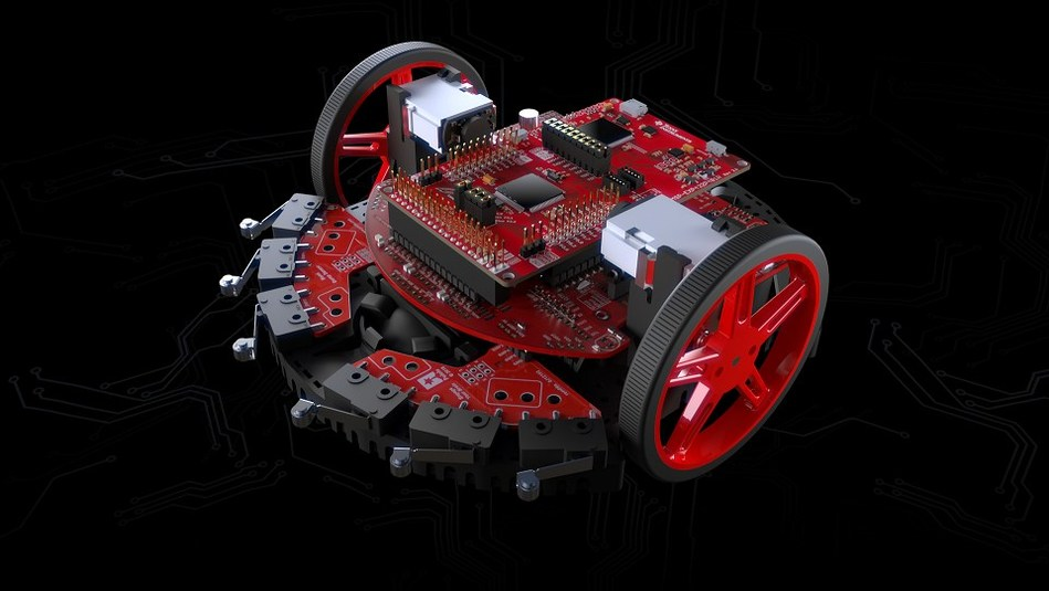 Designed for the university classroom, the TI-RSLK MAX is a low-cost robotics kit and curriculum that is simple to build, code and test.