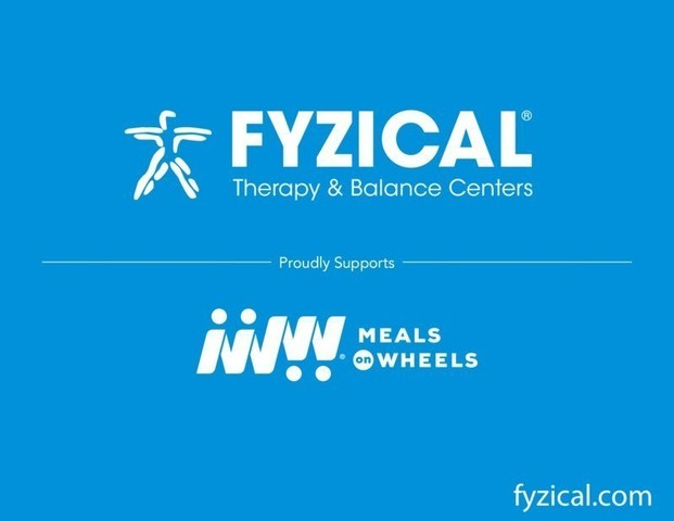 FYZICAL Therapy And Balance Centers Teams Up With Meals On