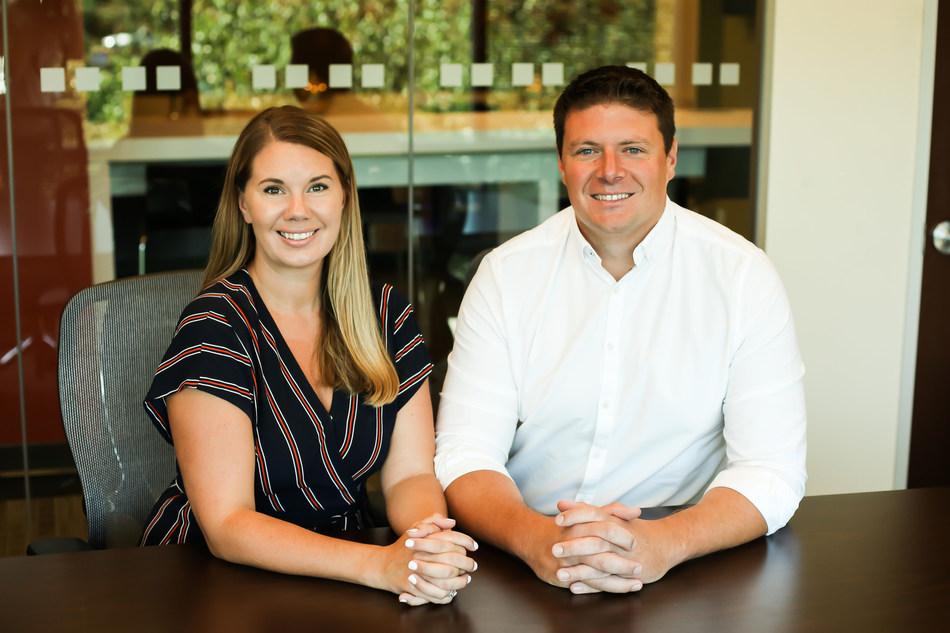 Savvy Lane co-founders Andrew and Beata Miklos. (Savvy Lane Photo)