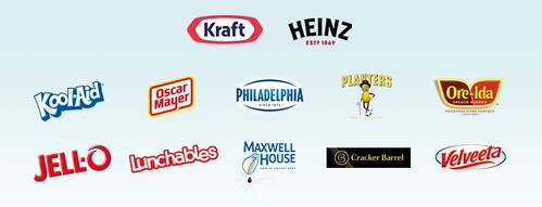 Kraft Heinz, a global food and beverage company known for their leading portfolio of iconic household brands, such as Planters®, Kraft®, Oscar Mayer®, Philadelphia®, Jell-O®, Heinz®, Kool-Aid® , Lunchables®, Kraft Mac and Cheese®, and Velveeta® –has selected global brand consultancy Brand Central for outbound licensing to extend their best-selling Kraft Heinz brands into new lifestyle and food and beverage consumer product categories.