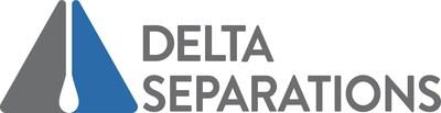 Delta Separations logo (PRNewsfoto/Delta Separations, LLC)