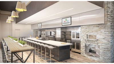 The Conagra Brands Center for Food Design will be a state-of-the-art snacking innovation center with up to 50 food designers and culinary staff.