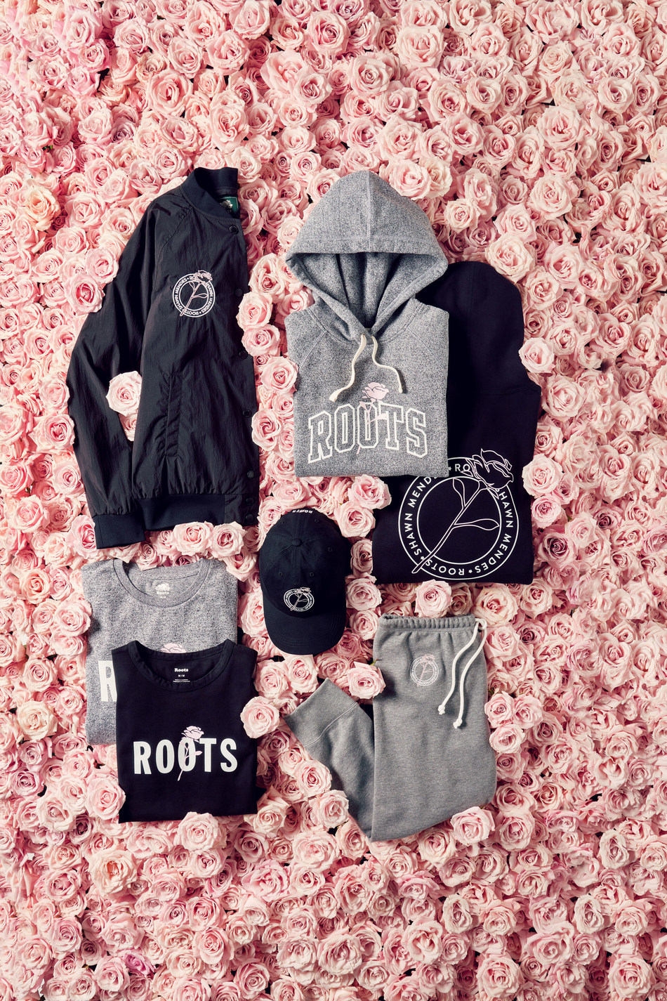 Roots x Shawn Mendes Collection - Sept 2019 (CNW Group/Roots Corporation)