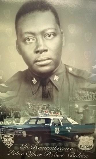 Officer Robert Bolden