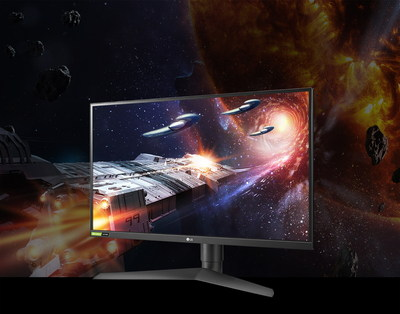 At IFA 2019, attendees will get their first look at LG Electronics USA's expanded lineup of UltraGear™ 1 millisecond IPS NVIDIA® G-SYNC® gaming monitors designed specifically with serious gamers in mind.