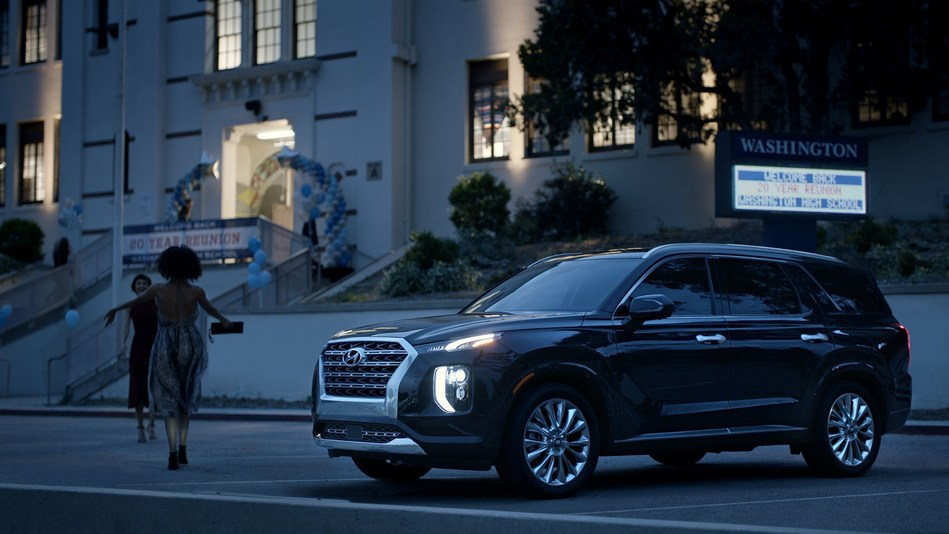 Hyundai's National Marketing Campaign Shows How the 2020 Palisade is the Perfect SUV for However You Family