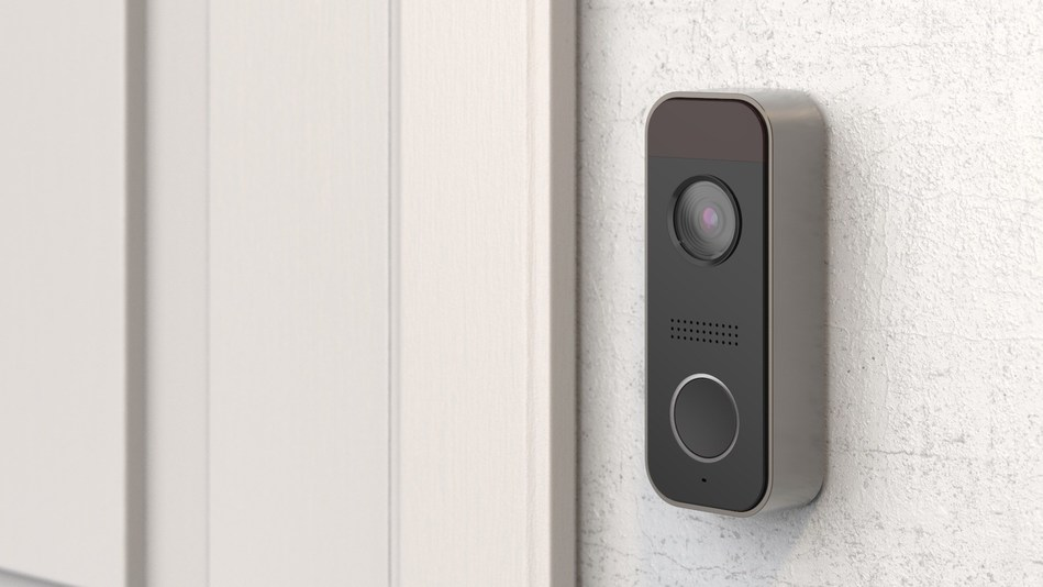 The Momentum Knok WiFi video doorbell connects your smartphone to a live video feed of your front door. Knok features a high definition camera, built in security siren, two-way audio, and Google Assistant integration capabilities all for $129.99.