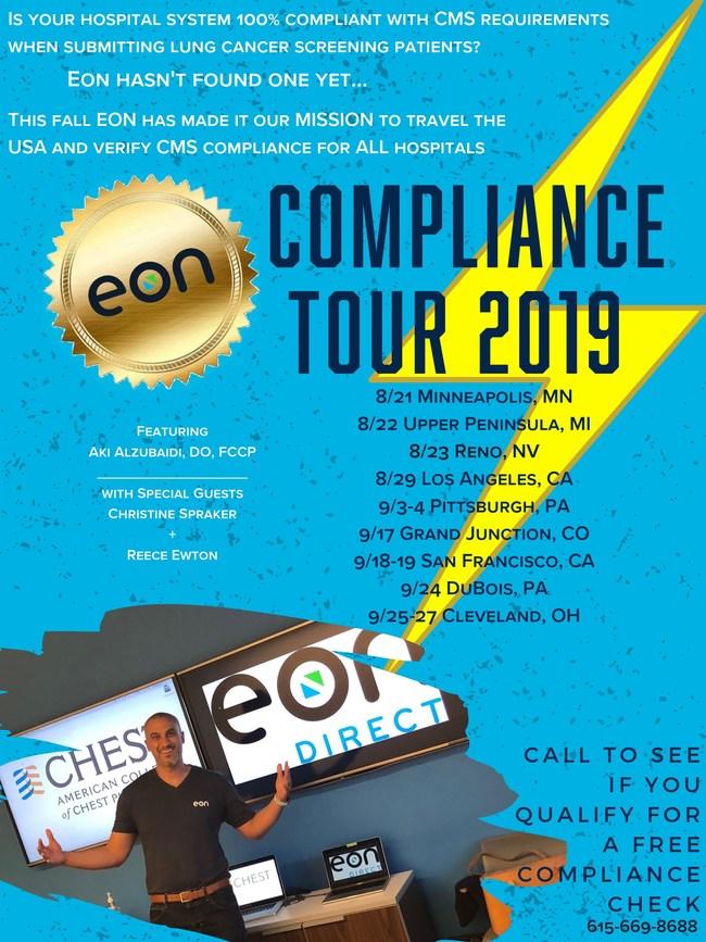 www.eonhealth.com/compliance-tour (PRNewsfoto/Eon)
