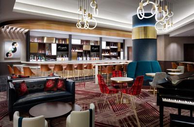 Lobby Bar at Borgata Hotel Casino & Spa in Atlantic City, NJ
