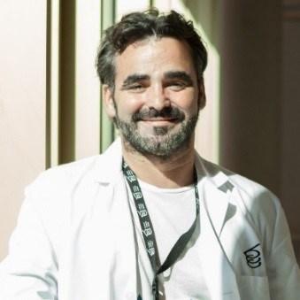 Juan-Carlos Arboleya, Ph. D. (physico-biochimie), réputé chercheur du Basque Culinary Center (Groupe CNW/Institut de tourisme et d'hôtellerie du Québec)