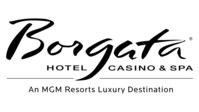 Borgata Hotel Casino & Spa Logo (PRNewsfoto/Borgata Hotel Casino & Spa)