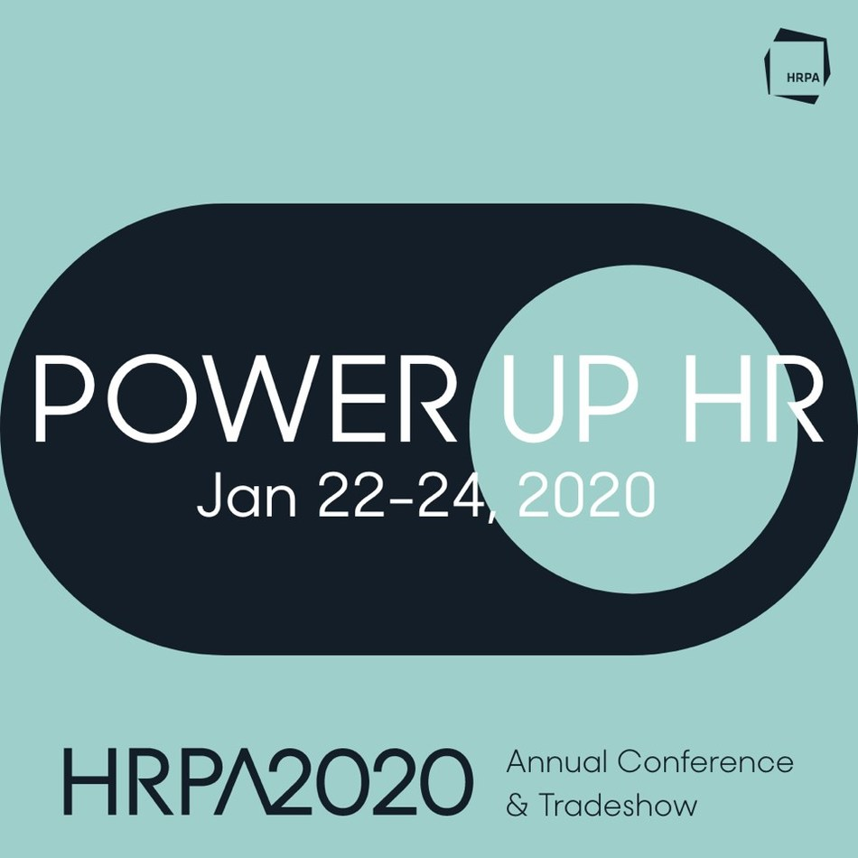 HRPA 2020 Annual Conference & Tradeshow (CNW Group/Human Resources Professionals Association (HRPA))