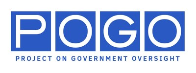 Project On Government Oversight Logo (PRNewsfoto/Project On Government Oversight)
