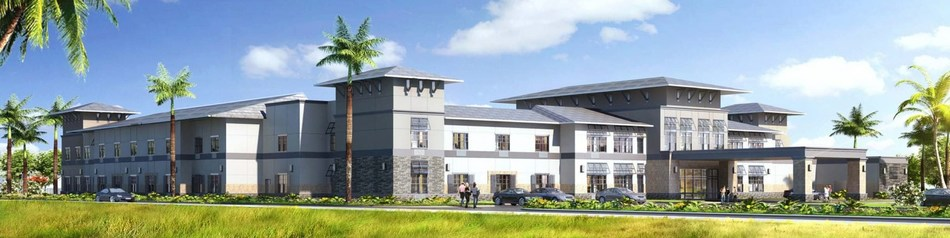 New Assisted Living and Memory Care Community in Royal Palm Beach Florida.