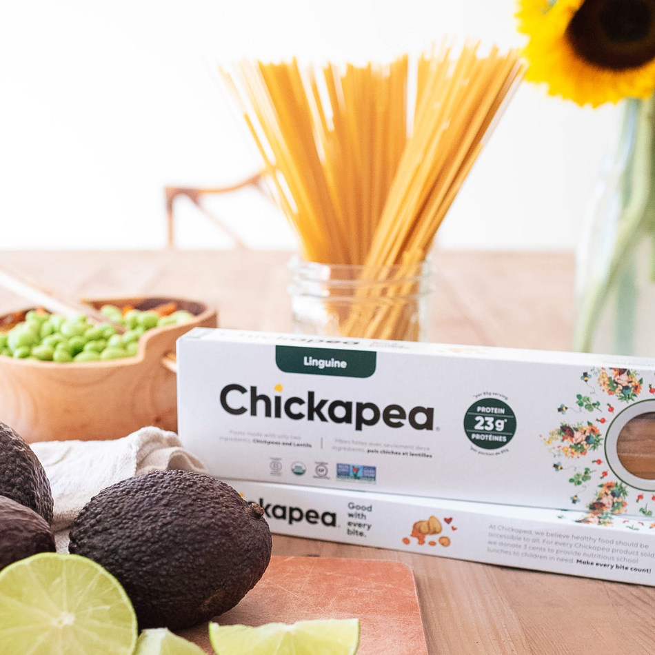 """Chickapea has been recognized as a """"Best For The World"""" top B Corp for their exemplary societal and environmental impact. (CNW Group/Chickapea)"""