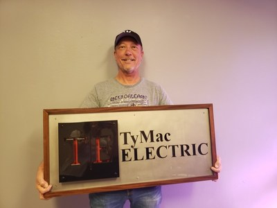 TyMac Electric owner Ty McCaslin