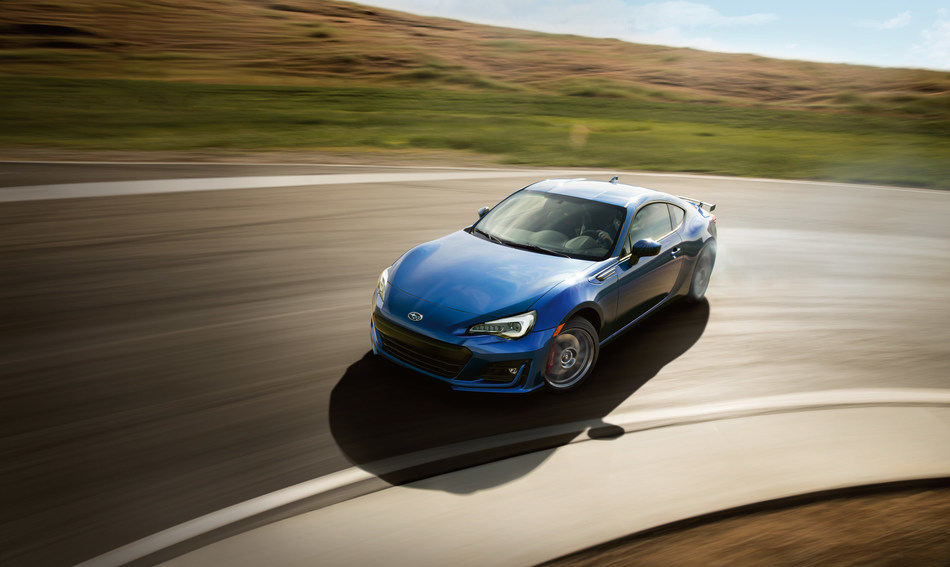 The 2020 BRZ remains a firm favourite among those who prefer an affordable rear-wheel drive sports car. (CNW Group/Subaru Canada Inc.)