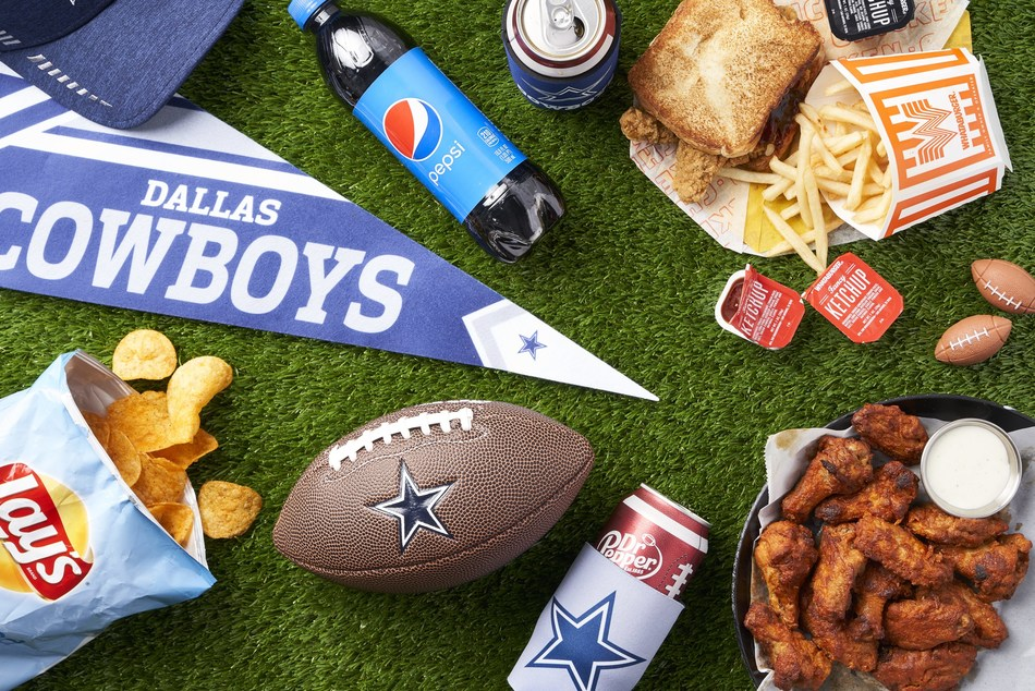As a Proud Partner of the Dallas Cowboys, Favor Delivery will make it easier than ever for the team to get their favorite post-game or practice meals and snacks delivered quickly.