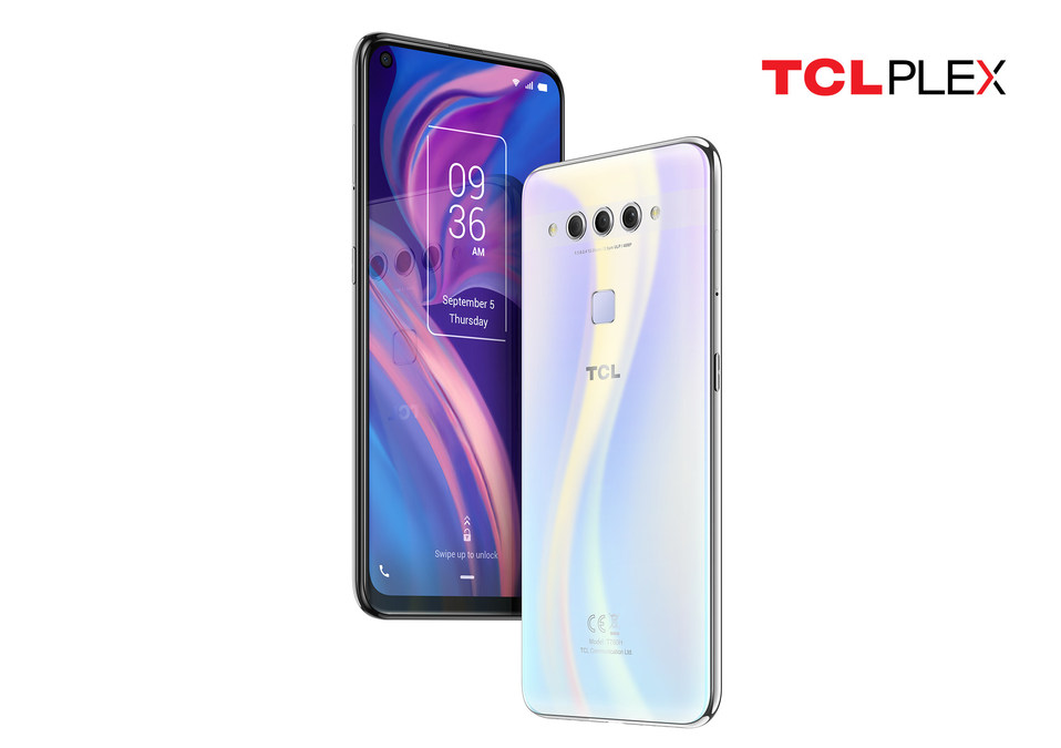 TCL Communication Brings Display Expertise to Smartphones