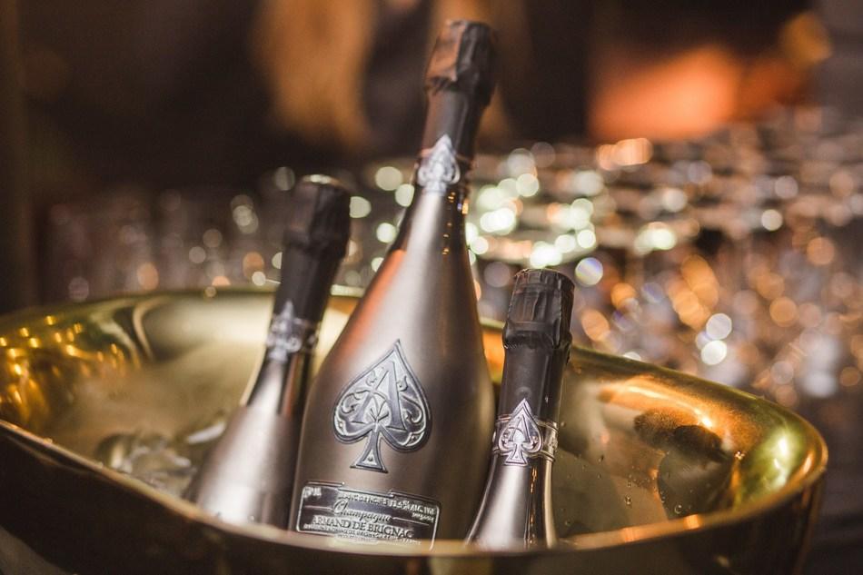 Champagne Armand de Brignac, Blanc de Noirs Assemblage Three (A3)