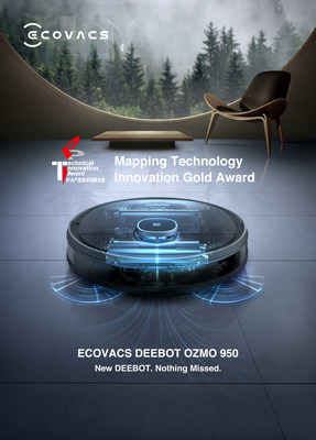 "ECOVACS ROBOTICS to Unveil New Brand Visual Identity and DEEBOT's ""Nothing Missed"" Cleaning Experience at IFA Berlin 2019"