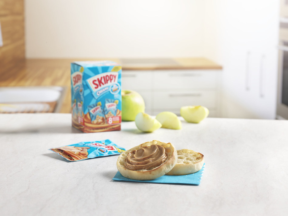 SKIPPY® individual squeeze packs