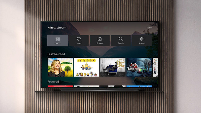 Comcast and LG Electronics USA today announced the launch of the Xfinity Stream beta app for 2019, 2018, and 2017 LG Smart TVs.