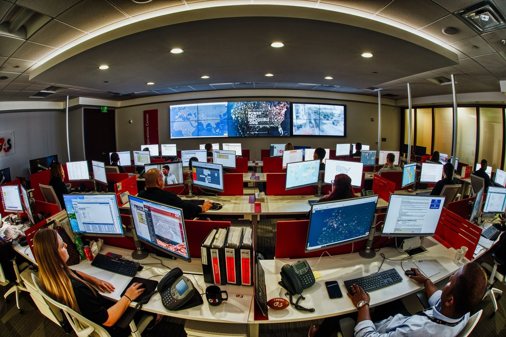 G4S Launches Global Risk Operations Center
