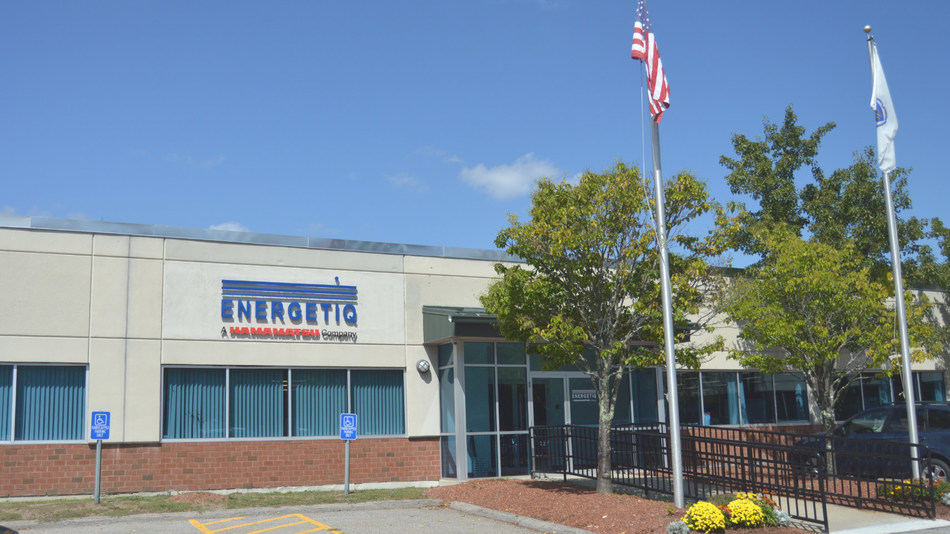 Energetiq's new facility at 205 Lowell Street in Wilmington, MA