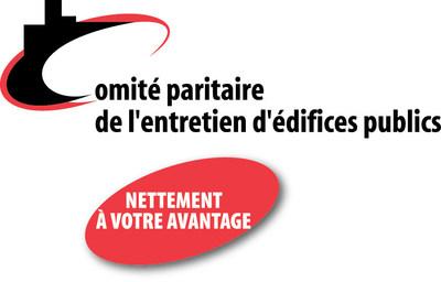 Logo: Comité paritaire de l'entretien d'édifices publics de Montréal (CPEEP) (Groupe CNW/Comité paritaire de l'entretien d'édifices publics (CPEEP))