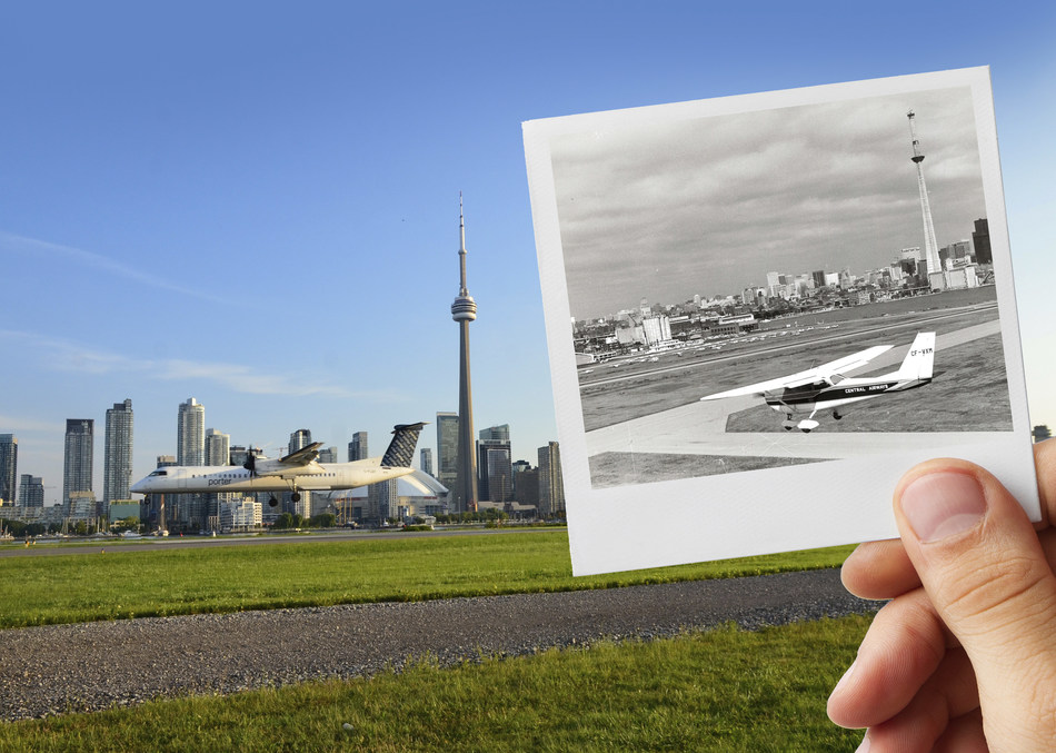 Billy Bishop Airport Celebrates 80th Anniversary! (CNW Group/PortsToronto)