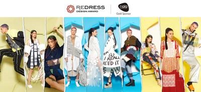 Grand Final Fashion Show tại Redress Design Award 2019 trưng bày các loại vải bền từ Eastman Naia (TM)