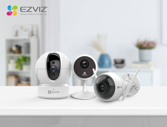 EZVIZ Showcases Groundbreaking Color Night Vision Security