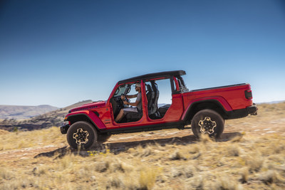 Jeep® Gladiator sixty-second commercial,