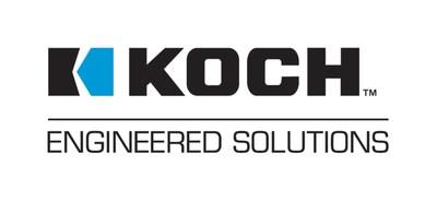 Koch Engineered Solutions Logo (PRNewsfoto/Koch Engineered Solutions)