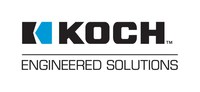 Koch Engineered Solutions Logo (PRNewsfoto/Koch Engineered Solutions)
