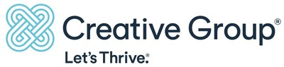 Creative Group Let's Thrive. (PRNewsfoto/Creative Group, Inc.)