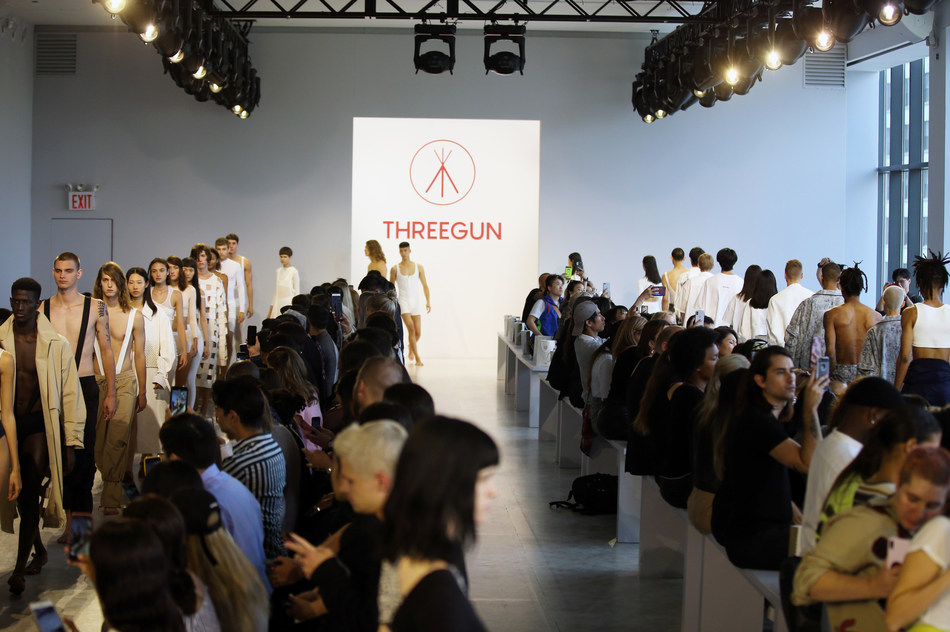Chinese Brands Hit Runway At New York Fashion Week