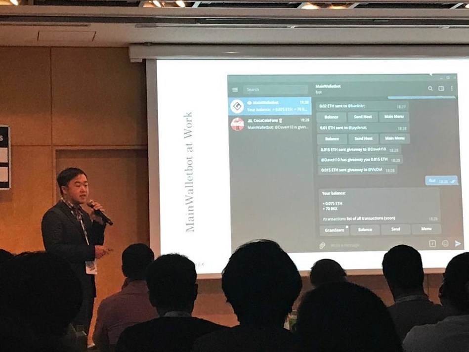 Jayden Yuen, Bankex Group, Hong Kong